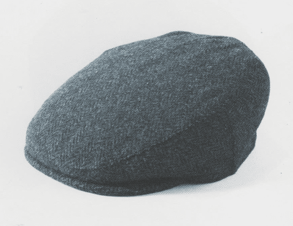 7bbceced818 Failsworth Stornoway Herringbone Harris Tweed Cap – Parkins School ...